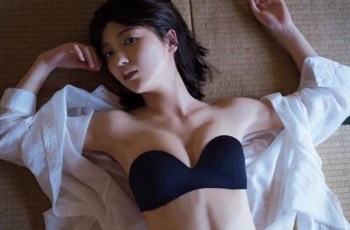 工藤美桜の水着グラビアエロ画像008