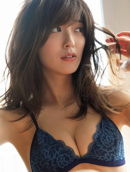 工藤美桜のセクシー水着グラビアエロ画像006