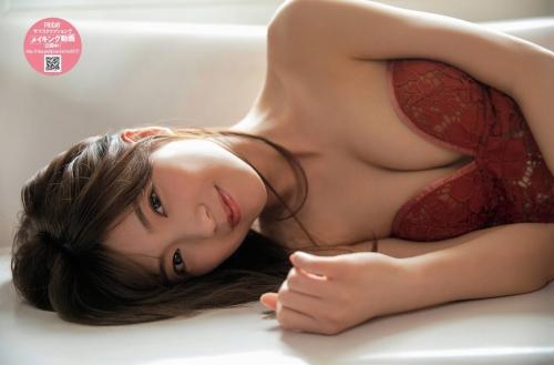 工藤美桜のセクシー水着グラビアエロ画像007