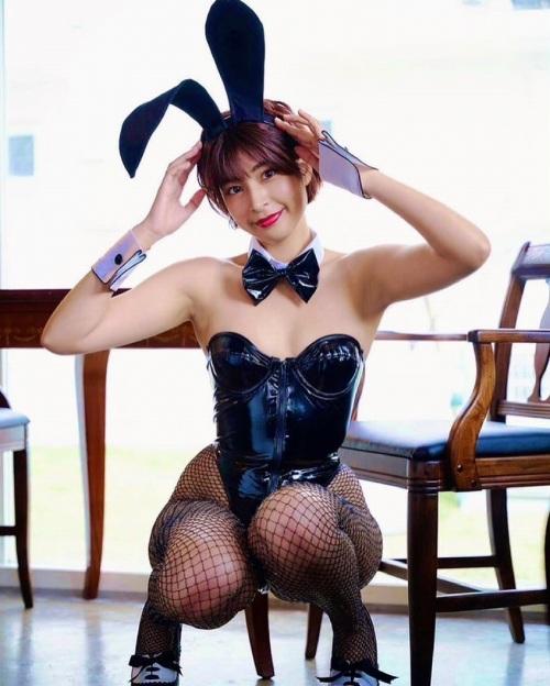 藤井マリーのSNSセクシー写真エロ画像011