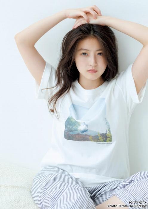 今田美桜の透明感溢れるグラビアエロ画像007