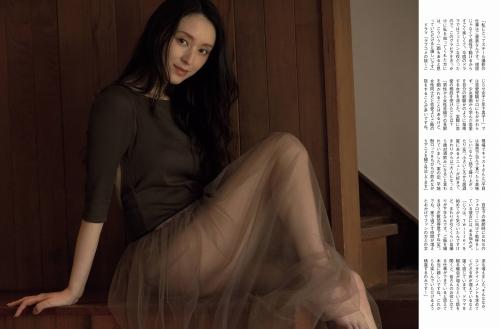 栗山千明の最新のセクシー妖艶グラビアエロ画像007