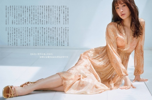 松本まりかの胸チラセクシーグラビアエロ画像004