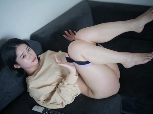MINAMOの自宅ヘアヌードグラビアエロ画像012