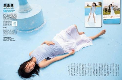 駒井蓮のセクシーグラビアエロ画像004