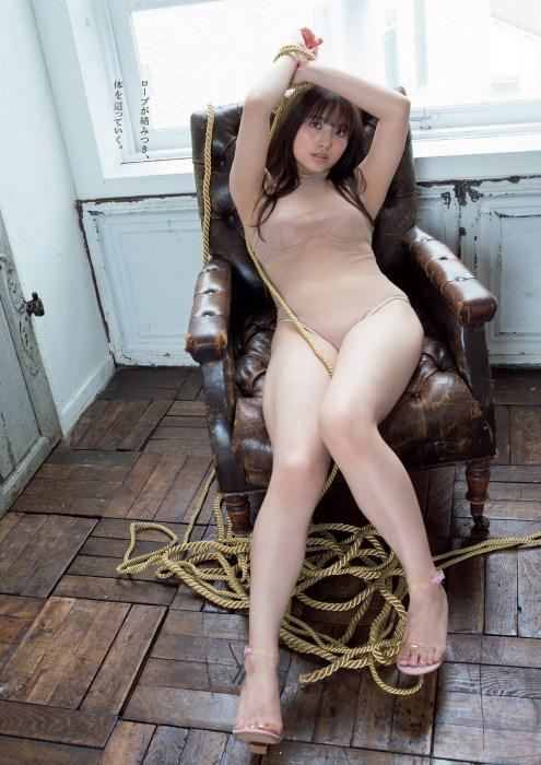 大和田南那のセクシーグラビアエロ 画像006