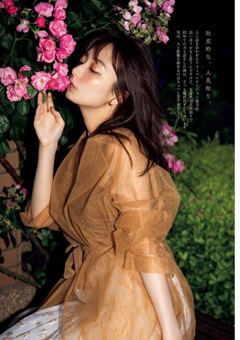 宇垣美里のセクシーグラビアエロ画像006