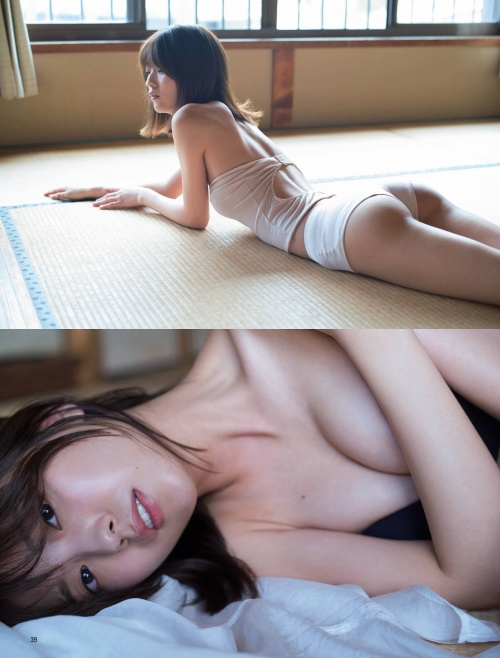 工藤美桜の色気溢れるセクシーグラビアエロ画像003