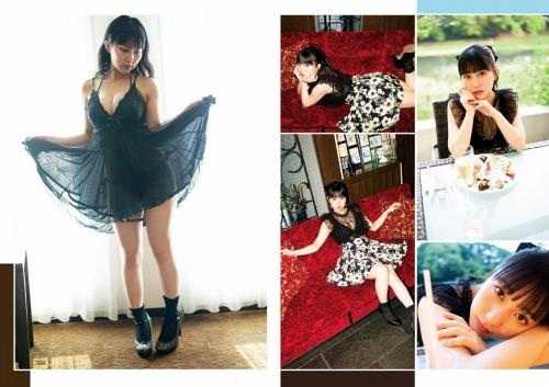 田中美久の写真集の未公開カットグラビアエロ画像005