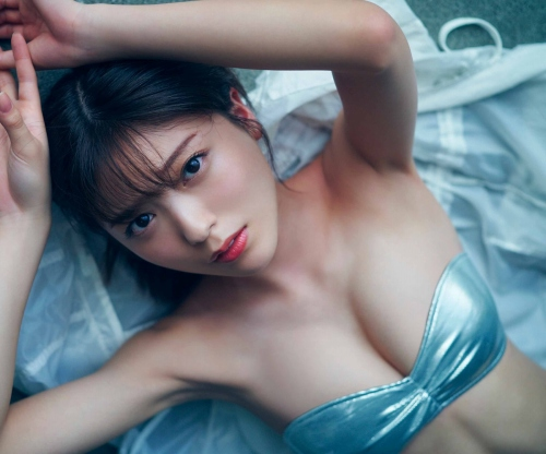 工藤美桜のセクシー水着グラビアエロ画像013