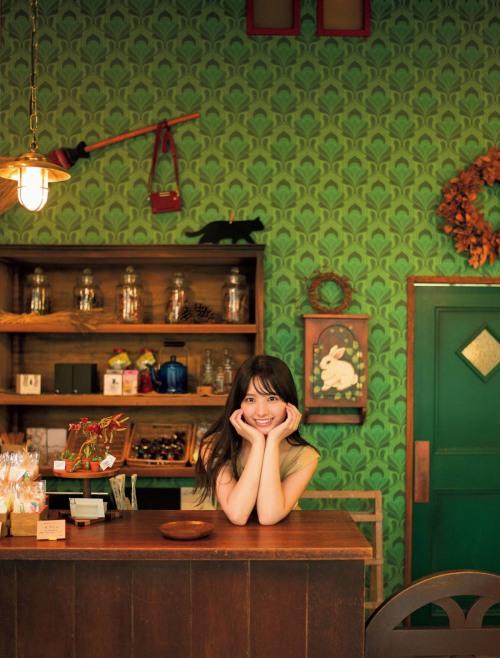 大和田南那の写真集グラビアエロ画像003