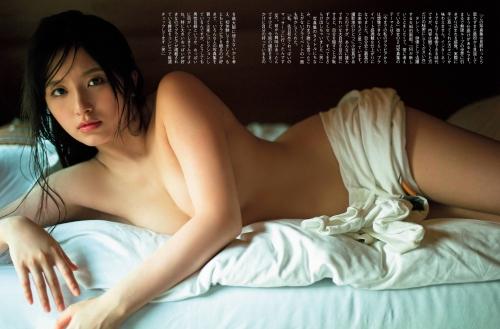 大和田南那の写真集グラビアエロ画像011