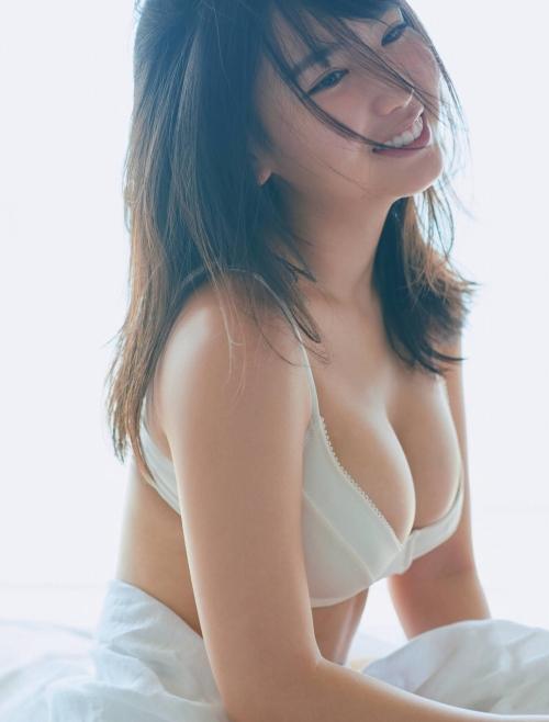 沢口愛華の水着グラビアエロ画像006
