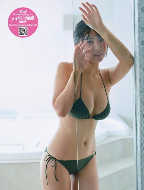 沢口愛華の水着グラビアエロ画像010