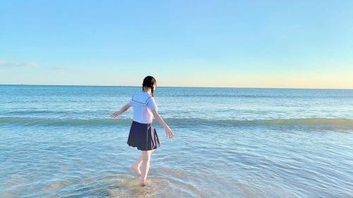 和泉芳怜のSNS写真エロ画像012