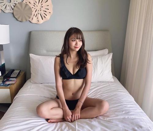 中尾百希のSNS写真エロ画像013