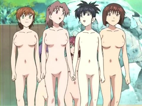 複数の女の子が全裸になってるwww★2次元複数全裸エロ画像(`・ω・´)・15枚目の画像