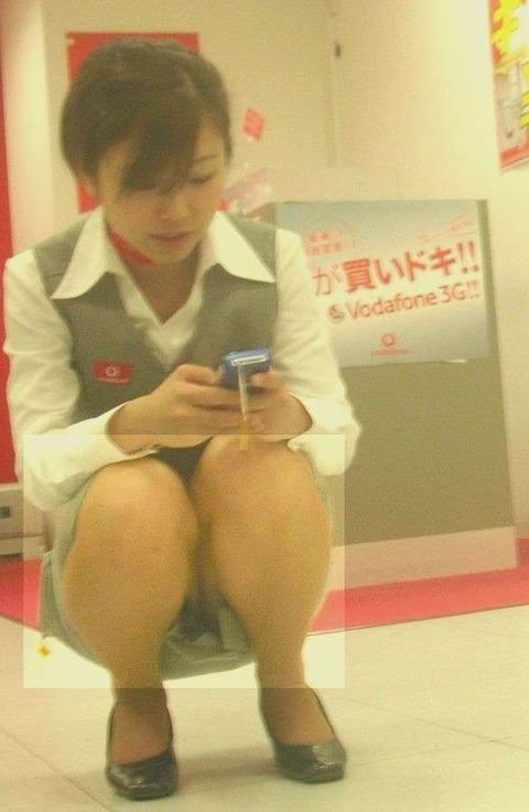 【盗撮】働く女は危険が多い★ワーキング女子のパンチラエロ画像 m9(`・ω・´)・34枚目の画像