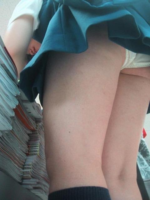 【盗撮】働く女は危険が多い★ワーキング女子のパンチラエロ画像 m9(`・ω・´)・4枚目の画像