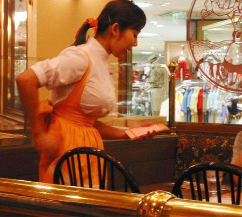 【盗撮】働く女は危険が多い★ワーキング女子のパンチラエロ画像 m9(`・ω・´)・16枚目の画像