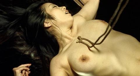 小向美奈子の吊るし上げ★AVに出る前の過激な貝合わせ・おっぱいエロ画像(`・ω・´)・10枚目の画像