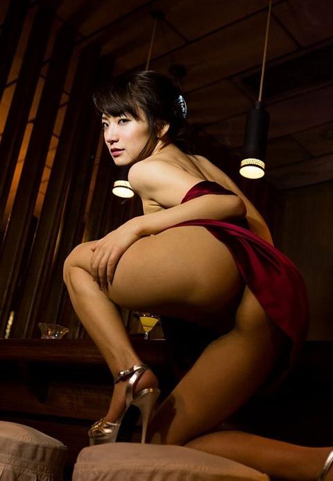 俺より5倍はエロい元レースクイーンスレンダー美女★香西咲エロ画像(`・ω・´)・32枚目の画像