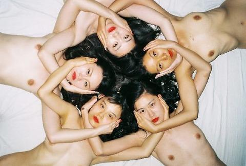 中国人画像★ヌードはエロいんだが、撮られ慣れしてなさ過ぎでワロタwwww・9枚目の画像