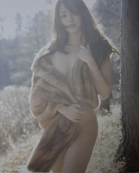 岩佐真悠子の正面から見た本物のおっぱい見たことある?岩佐真悠子フルヌード・セックスシーン・セミヌード画像・19枚目の画像