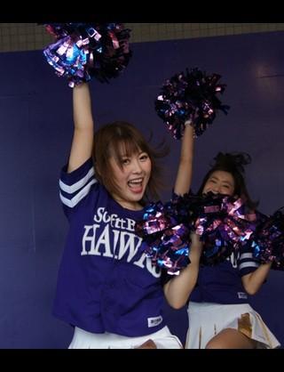 チアガール画像★日本シリーズも終わったし今年頑張ったプロ野球のチアガールのヘソ出し、また開きエロ画像wwwww・38枚目の画像