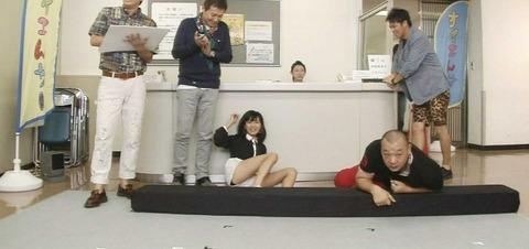 小島瑠璃子(こじるり)のテレビで映ったおっぱい見せつけお色気シーンのエロ画像wwwwwww・14枚目の画像