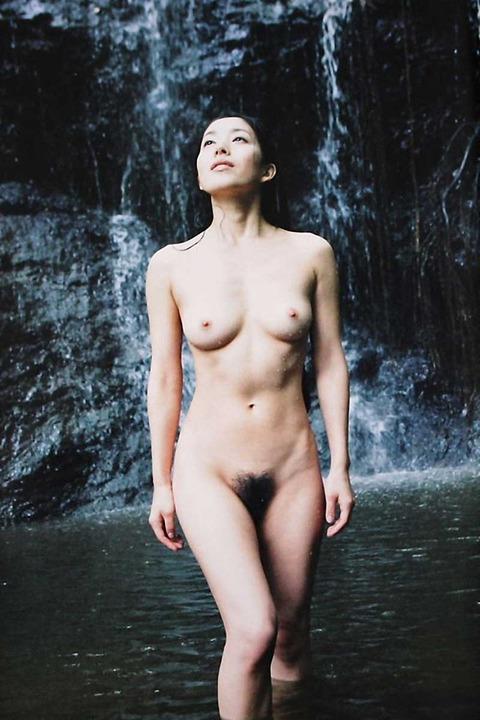 【嘉門洋子】Eカップ惜しげもなく…フルヌード!!33歳で衝撃AVデビューはびびったよねw 嘉門洋子のヘアヌード画像・25枚目の画像