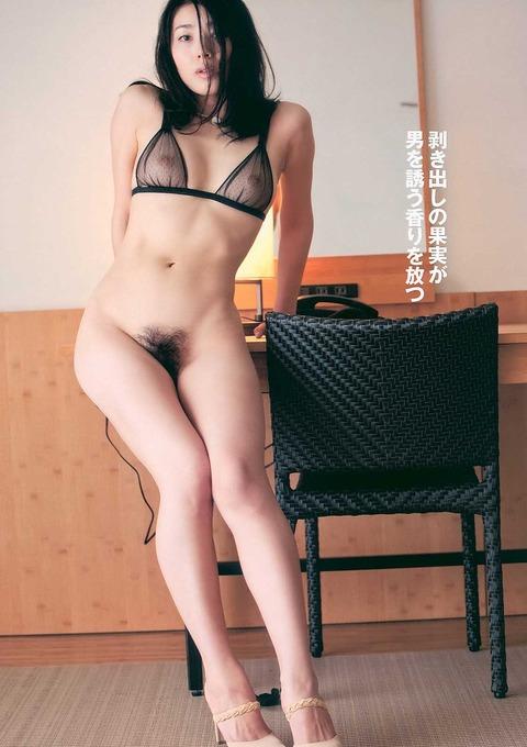 【嘉門洋子】Eカップ惜しげもなく…フルヌード!!33歳で衝撃AVデビューはびびったよねw 嘉門洋子のヘアヌード画像・1枚目の画像