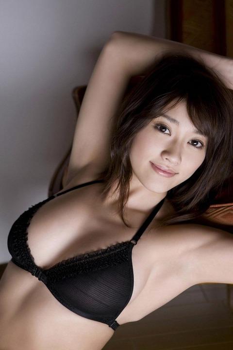 【Gカップ】原幹恵が過激度がエラい事になってるぞw Gカップアイドル原幹恵のグラビア画像・13枚目の画像