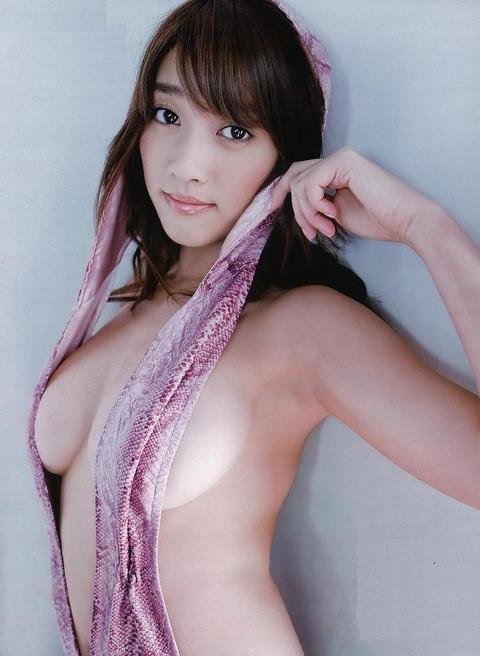 【Gカップ】原幹恵が過激度がエラい事になってるぞw Gカップアイドル原幹恵のグラビア画像・37枚目の画像