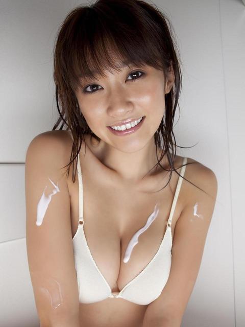 【Gカップ】原幹恵が過激度がエラい事になってるぞw Gカップアイドル原幹恵のグラビア画像・11枚目の画像