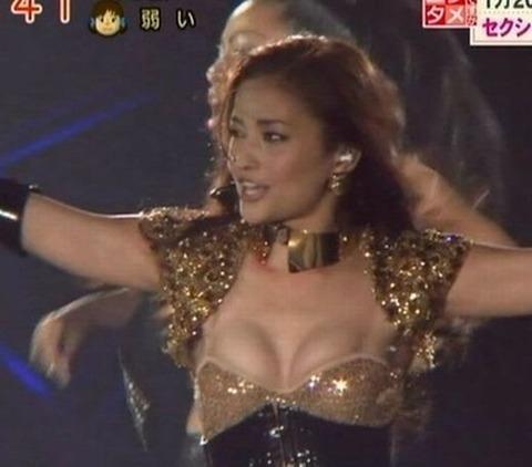芸能人・女子アナ・歌手のtkbまで露出しちゃったハプニング画像wwww★芸能お宝エロ画像・34枚目の画像