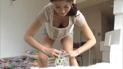 芸能人・女子アナ・歌手のtkbまで露出しちゃったハプニング画像wwww★芸能お宝エロ画像・21枚目の画像