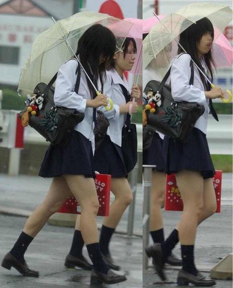 ブラジャー透け透けになってる女子高生wwwww★JK透けブラエロ画像記事タイトル・8枚目の画像