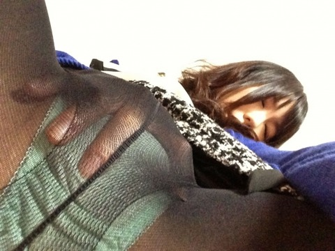 有村千佳が乳や股間の自画撮りを公開。いつものより生々しいwwwww★有村千佳エロ画像・5枚目の画像
