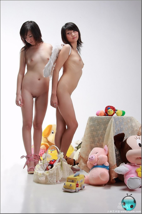 中国人のすっぽんぽん美女をご覧くださいwwwwww★外国人エロ画像・37枚目の画像