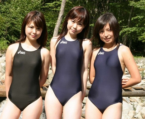 スク水の中でもエロよりのスク水姿がこれwwwwww★エロ画像・34枚目の画像
