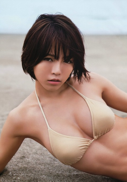 釈由美子が36歳のくせにビキニ姿がエロすぎるwwwwww★釈由美子エロ画像・11枚目の画像