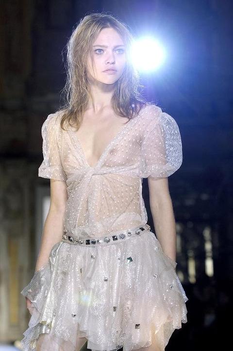トップモデルのtkb丸出しファッションショーwwwwwww★スーパーモデルエロ画像・7枚目の画像