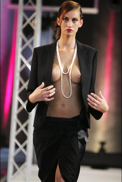 トップモデルのtkb丸出しファッションショーwwwwwww★スーパーモデルエロ画像・24枚目の画像