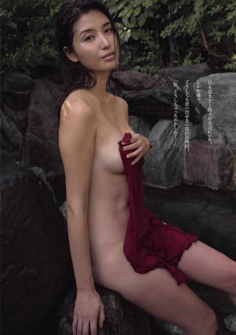 橋本マナミ(33)の全裸ヌード等!抜けるエロ画像147枚・15枚目の画像