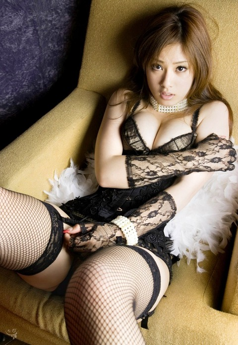 こんなエロ下着はまずいっしょwwwww全裸よりエロいww★セクシーランジェリーエロ画像・36枚目の画像