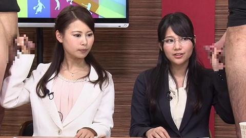 【 悲報 】女子アナが生放送で下半身が全快wwwwwww・8枚目の画像