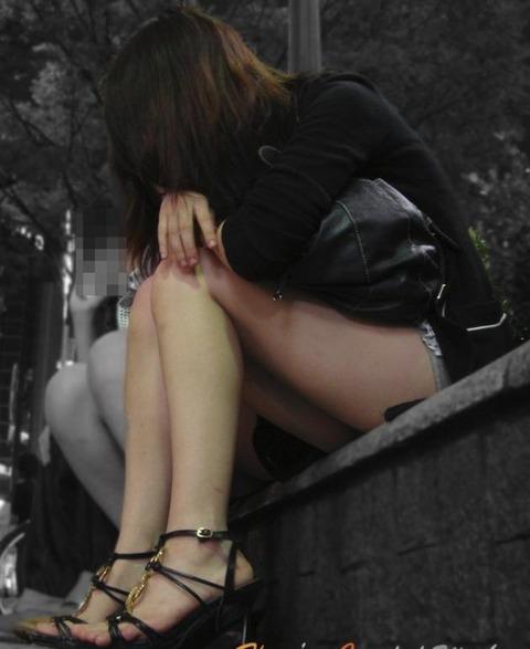 ホットパンツ女の強烈な尻のめり込み良いわぁwwwwwww★素人街撮りエロ画像・19枚目の画像