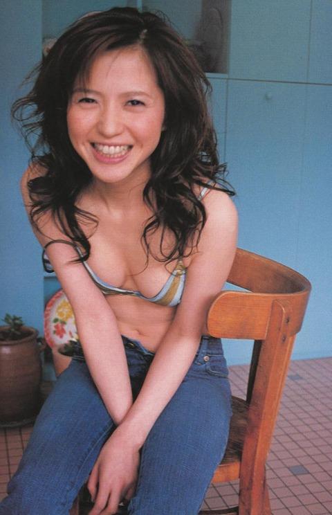 三浦理恵子おっぱい画像!!乳首の色が半端なくキレイwww 三浦理恵子ヌード画像・12枚目の画像