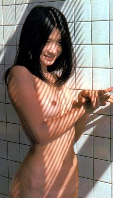 田中美佐子の若かりし頃の微乳ヌードその2